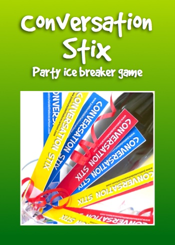 Party ice breaker free giveaway game