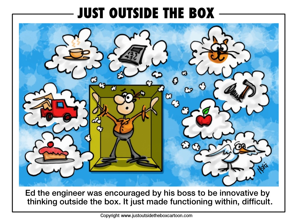 thinking out of the box stories pdf