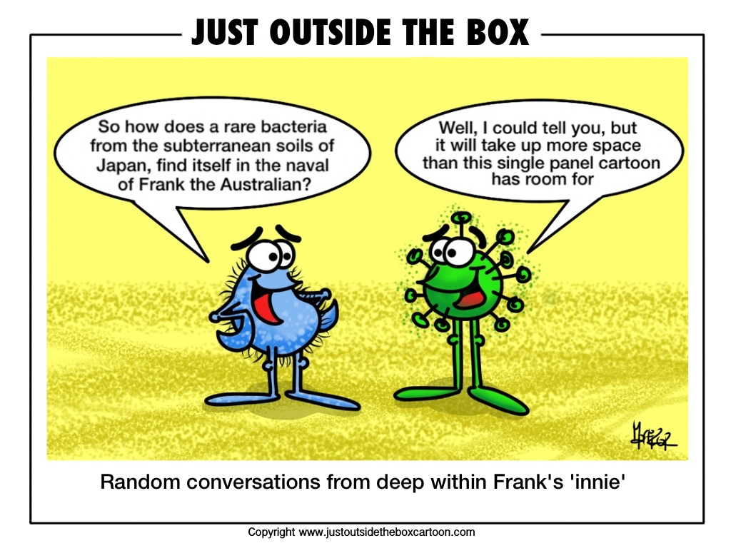 Science Archives - Page 2 of 2 - Just Outside the Box Cartoon