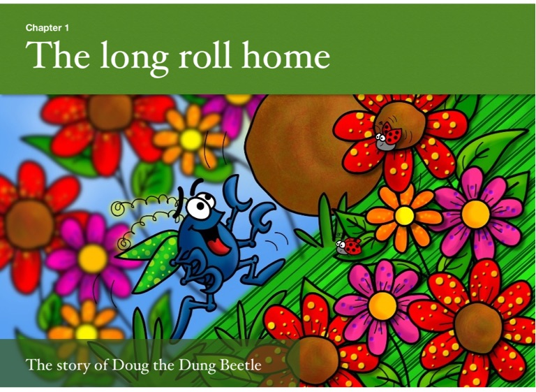 The long roll home book cover