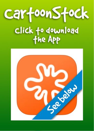 Click to download the cartoon stock app
