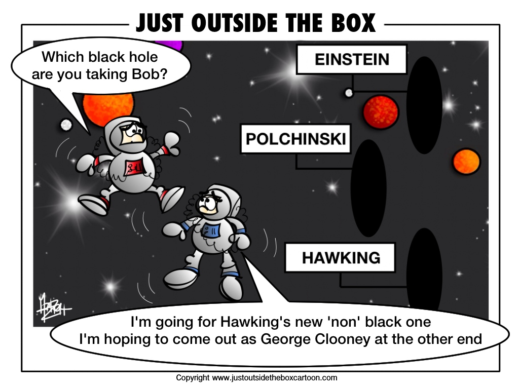 Black hole theories explained