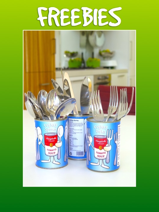 Giveaway andy Warhol tomato soup